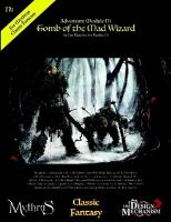 Classic Fantasy - Tomb of the Mad Wizard