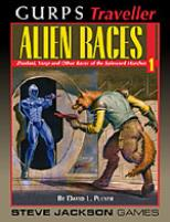 Alien Races #1 - Zhodani and Vargr