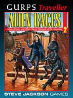 Alien Races #2 - Aslan, K'kree and Other Races Rimward of the Imperium