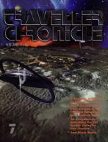 """#7 """"Regency Adventure, Pilot's Guide to the Caledon Subsector"""""""