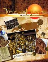 Treasure Hunter - Modern Campaign Setting