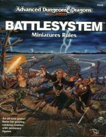 Battlesystem Miniatures Rules