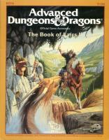 AD&D 1st Edition Book of Lairs Collection
