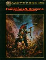 Player's Option - Combat & Tactics (1st Printing)