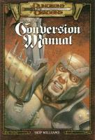 Conversion Manual - Convert to 3rd Edition