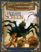 Dungeon Master's Screen 3.0