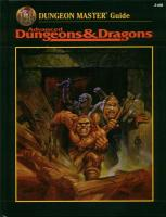 Dungeon Master's Guide (Revised Edition, Black)