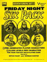 Friday Night Six Pack #1
