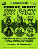 Friday Night Six Pack #2