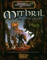 Mithril - City of the Golem