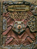 Monster Manual 3.0