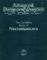 Complete Book of Necromancers, The