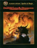 Player's Option - Spells & Magic (1st Printing)