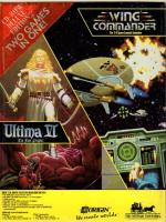 Ultima VI - The False Prophet & Wing Commander Deluxe Edition