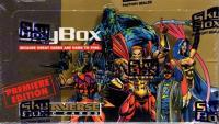 Ultraverse Comic Cards Booster Box