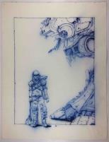 Periphery, The - Interior Art Concept Sketch