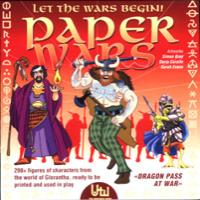Paper Wars - Dragon Pass at War