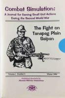 """Vol. 1, #2 """"The Fight on Tanapag Plain"""""""