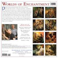 Boris Vallejo & Julie Bell's Fantasy Calendar (2008)