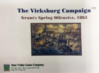 Vicksburg Campaign, The - Grant's Spring Offensive