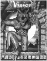 """#3 """"Magic Systems for Champions, Night Crawlers Vampire/Werewolf Crossover"""""""