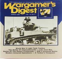 "Vol. 10, #5 ""WWII Light Tank Tactics, The Battle of Chancellorsville"""