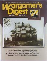 "Vol. 10, #7 ""The Battle of the Hochaltingen, D-Day, Operation Cobra, & Break Out"""