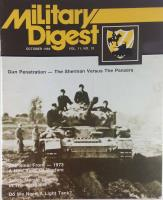 """Vol. 11, #12 """"Gun Penetration - The Sherman vs. The Panzers, The Sinai Front 1973, The Battle of Bardstown"""""""