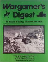 """Vol. 1, #11 """"The Battle of Carrhae, The Battle of Niagra"""""""