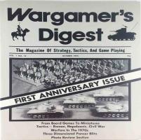 "Vol. 1, #12 ""Three Dimensional PanzerBlitz"""