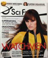"""Vol. 15, #2 """"Watchmen, Race to Witch Mountain, Cupid"""""""