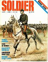 "Vol. 1, #1 ""Trench Warfare, Killer Gun, Napoleon's Lancers"""