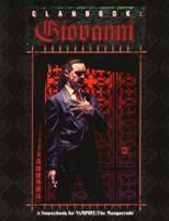 Clanbook - Giovanni (1st Edition)
