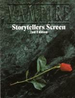 Storyteller's Screen w/Contacts and Victims (2nd Edition)