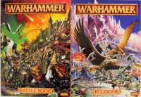 Warhammer Fantasy Battles (5th Edition) - Rulebook & Battle Book Only!