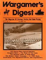 "Vol. 2, #11 ""1813 Europe Rises Against Napoleon, Battle of Wadi Maria, The Western Desert Campaign"""