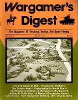 """Vol. 3, #3 """"The Principles of War, The English Civil War, Action at Fulda Gap"""""""