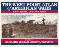 West Point Atlas of American Wars Vol. II - 1900-1918