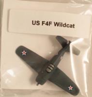 US F4F Wildcat w/Circle in Star
