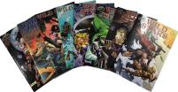 Wild Stars Comic Collection