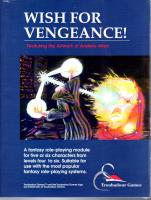Wish for Vengeance!