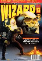"#13 ""Ghost Rider, Comics World Comes to TV, Comic Price Guide"""
