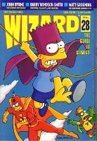 "#28 ""John Byrne on Legend and Image, Matt Groening on Simpsons Comics & TV"""
