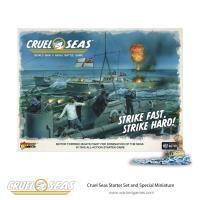 Cruel Seas - Starter Set w/Das Boot Special Miniature