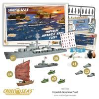 Cruel Seas - Imperial Japanese Navy Fleet