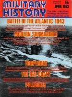 """#111 """"Battle of the Atlantic 1943, Modern Submarines, The Red Coats"""""""