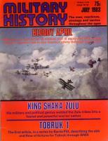 "#114 ""Bloody April, King Shaka Zulu, Tobruk 1"""