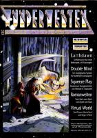 "#20 ""Earthdawn, Double Blind - Strategishes System fur Battletech, Squeeze Play Shadowrun Kurzgeschichte"""