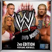 WWE DVD Board Game (2nd Edition)