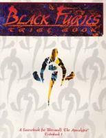 Tribebook - Black Furies (1st Edition)